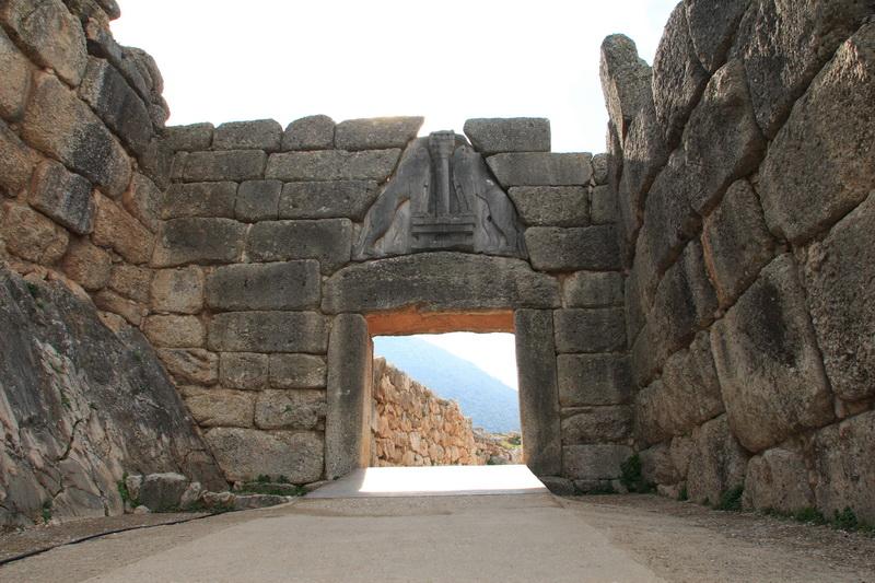 Львиные ворота