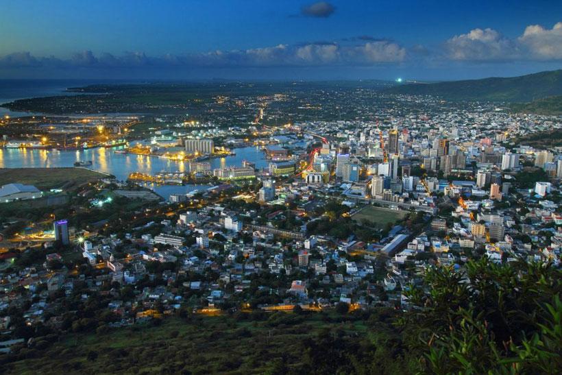 Столица Порт Луи