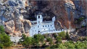 православный монастырь Острог