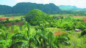 Археологический ландшафт первых кофейных плантаций на юго-востоке Кубы