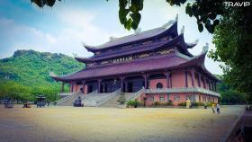 Bái Đính Temple - буддийский храм
