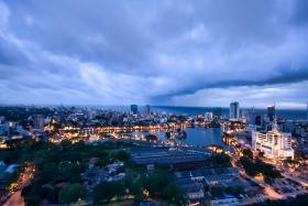 Столица Коломбо