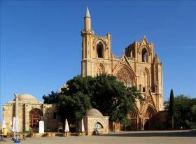 Собор Святого Николая Фамагуста