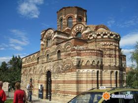 Старый город Несебр1