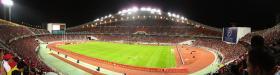 Главный футбольный стадион Таиланда - Раджамангала