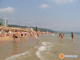Пляжи Золотых Песков