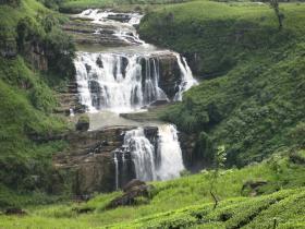 Водопад Сент-Клер