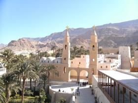 Церковь Святой Марии в Каире