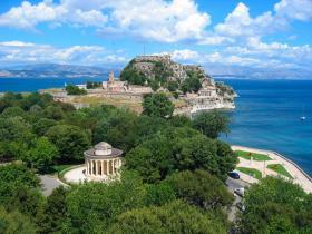 Остров Керкира