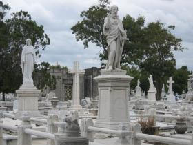 Кладбище Колон
