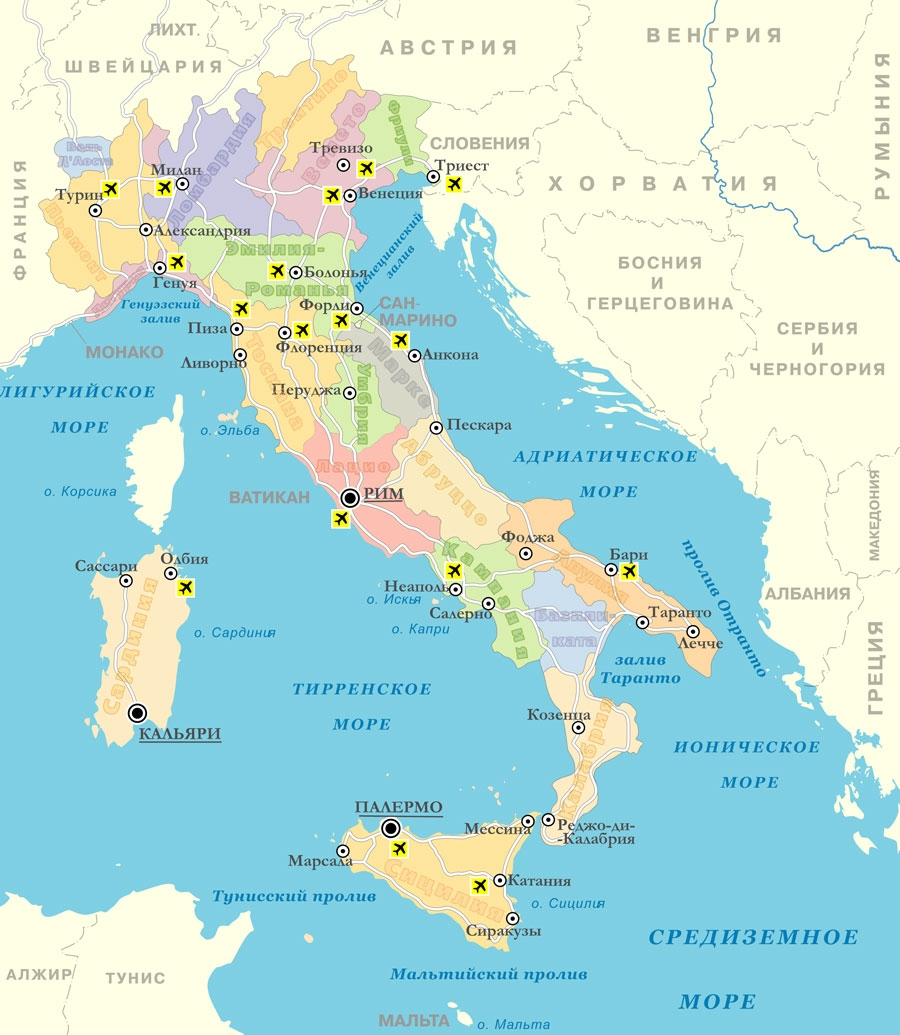 luxtour.by italy map11
